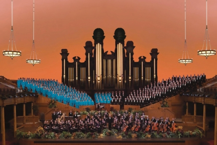 Mormon Tabernacle Choir returns to Chautauqua with 'sublime, beautiful' sound