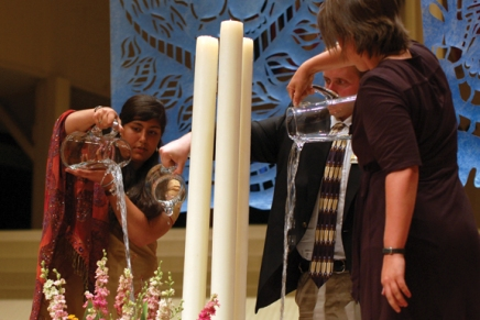 Abrahamic Sacred Song service reminds faiths of commonroots