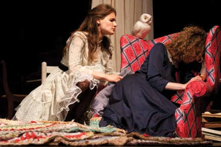 In CTC's 'Three Sisters,' experimentation leads to sparks ofbrilliance