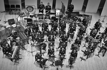 Soldier musicians to perform eclectic Sunday concert in theAmphitheater