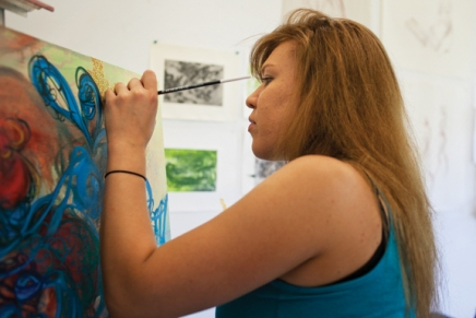 School of Art students let passion guide theirsummer