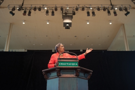 Brazile: Compromise is the way to success