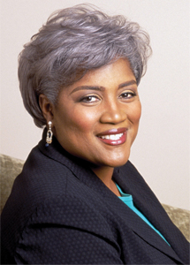 Brazile to speak on women of New Orleans
