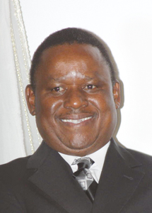The Rev. Frank Chikane