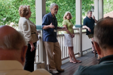Porch Discussion covers importance of attracting all ages