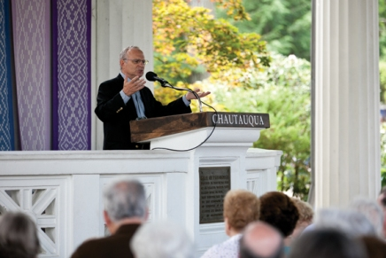 Saperstein: Jews obligated to be forces for justice, peace, fairness,equality
