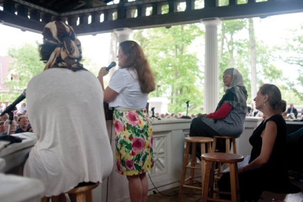 Abrahamic women share stories of faith and courage onpanel