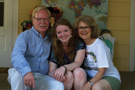 Couple extends Chautauqua experience throughvolunteering