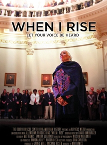 Cinema screens Conrad's documentary 'When I Rise'