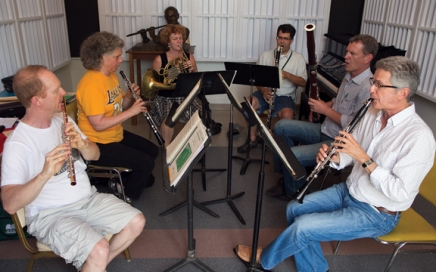CSO woodwinds hone skills in Wind Quintet