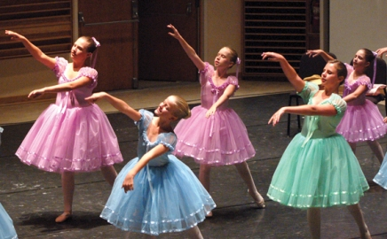 Regional Youth Ballet to put on season's final FES show