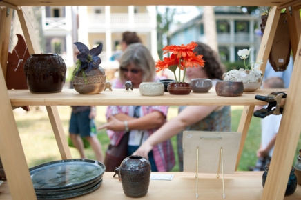 Art in the Park benefits VACI Partners' scholarship fund