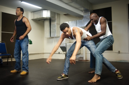 'The Brothers Size' takes actors, audience out of comfort zone