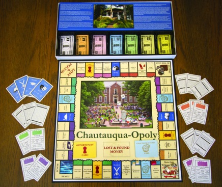 Chautauqua-Opoly hits the Bookstore