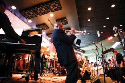 Jazz Orchestra aims to get audience moving