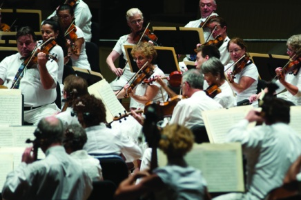 CSO Saturday performance 'bursting with emotion and profundity'