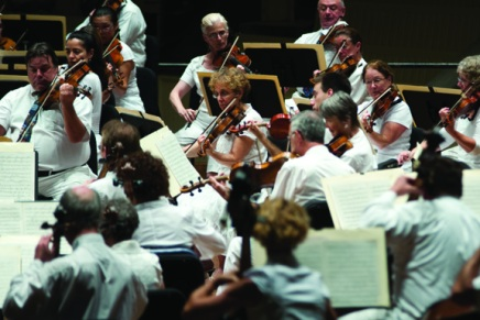 CSO Saturday performance 'bursting with emotion andprofundity'