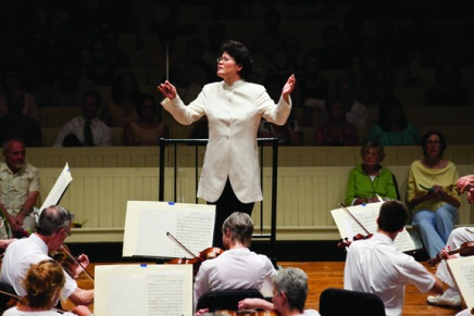 High spirits infectious as Hadelich, Chen shine with CSO