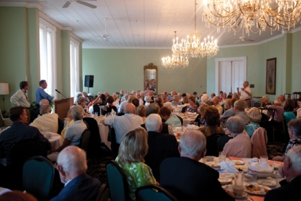 Daugherty Society recognizes generous new members in Athenaeum luncheon