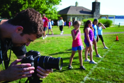 Thanks to video team, a new way to share Chautauqua