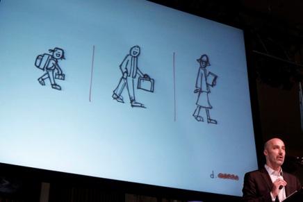 Kembel discusses focus on the innovator, notinnovation