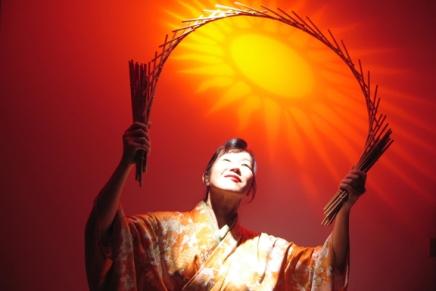 Yamamoto brings origami, Japanese myths toChautauqua