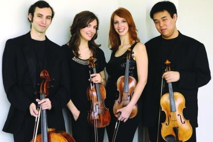 Linden String Quartet to make Chautauquadebut