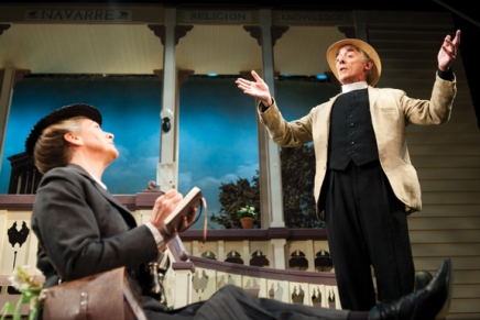 Walsh to take audience's questions at 'Love's Labour's Lost''fore-Play