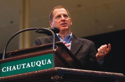 Shapiro: Innovation can shape thefuture