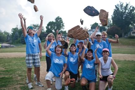 Slugs, MOMS take the throne as 2011 softballchampions