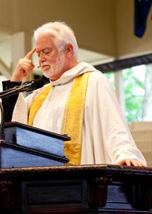 Rev. Alan Jones: 'Let's get used to God's lack oftaste'