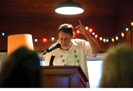 Ninth annual Chautauqua Writers' Festival ends poetically