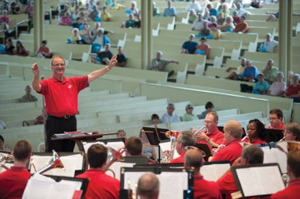 Western Reserve band returns for 9th year