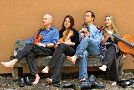 Carpe Diem freshens string quartet repertoire through spirit ofcreation