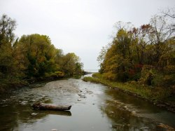 Early skirmishes of the War of 1812 occurred at the mouth of the Canadaway Creek in Chautauqua County. Submitted photo.