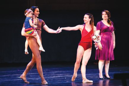 NCDT brings City of Light to Amphitheater in grand style