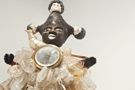 In 'American JuJu,' Strohl displays power figures that reckon with liberty, value,humanity
