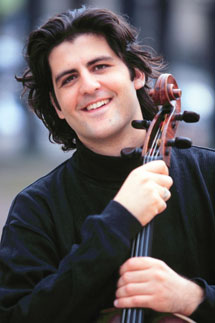 Stern and Peled reunite in the Amp with Shostakovich cello concerto