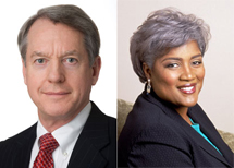 Ayres, Brazile examine inner workings of presidential campaign