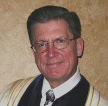 Chalker to preach from Amp pulpit in Week Six