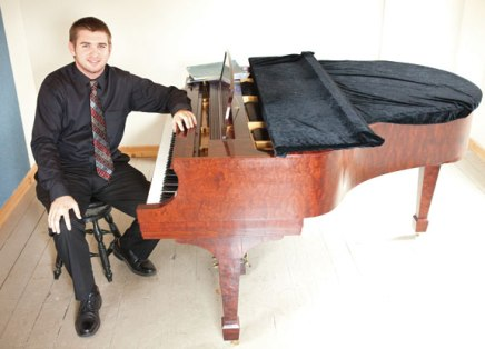 2012 Chautauqua Piano Competition open to interpretation