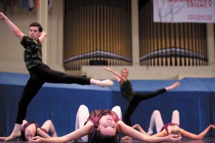 Sunday's School of Dance Student Gala provides hopeful glimpse into future