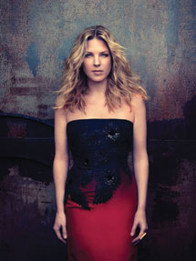 Grammy-winning jazz musician Diana Krall brings sultry fire to quiet Chautauqua night