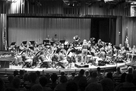 East Winds Symphonic Band 'steps out' intoChautauqua