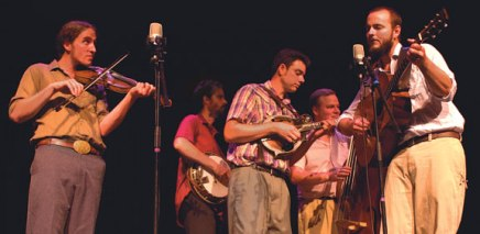 Greasy Beans reunites for Chautauqua shindig