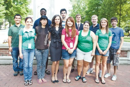 IOKDS scholarships introduce students to Chautauqua for spiritual retreat ofsorts