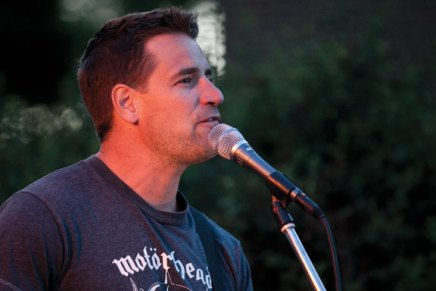 Local musician Rohm brings his usual variety in return visit to CollegeClub