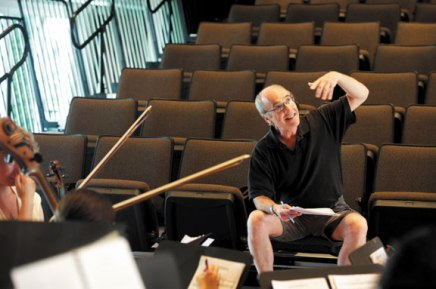 In School of Music first, chamber music enters second phase