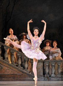 NCDT prepares evening of classical ballet as Janes, Carmazzi grace Amp stage together one lasttime