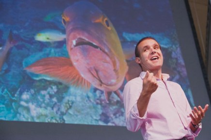Sala: Marine reserves can save oceans from humans